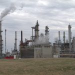 Refinery outside Ponca City