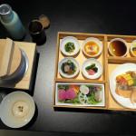 My breakfast at Hoshinoya Tokyo